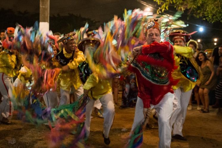 Cavalo Marinho Boi Matuto - Cidade Tabajara - Olinda/PE